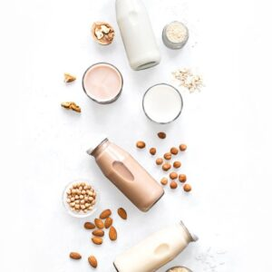 Leche y mezclas lácteas
