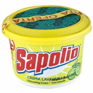 Lavavajillas en pasta Sapolio limon