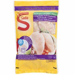 Pollo sadia (filete de pechuga de pollo congelada)