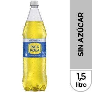 Inca Kola Zero 1.5 lt