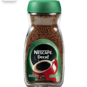 Cafe descafeinado Nescafe 120gr