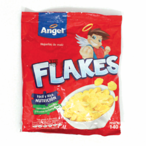 Cereal Angel Flakes 140gr