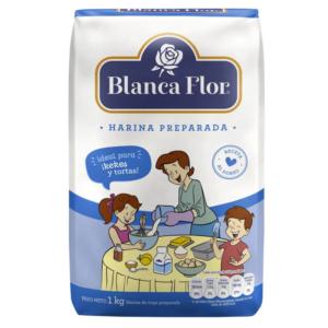 Harina Blanca Flor preparada