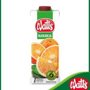 Jugo de Naranja Watts 1 lt