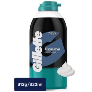 Foamy Espuma para Afeitar Piel Sensible 322 ml