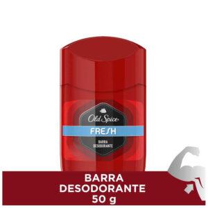 Desodorante en Barra para Hombre OLD SPICE Fresh Frasco 50g