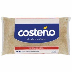 Azúcar Rubia COSTEÑO Bolsa 1Kg