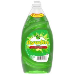 Lavavajillas Líquido AYUDÍN Limón Botella 640ml