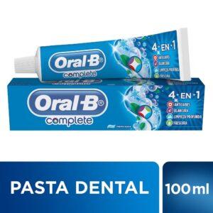 Crema dental Oral B complete 4 en 1 140gr