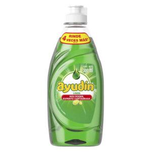 Lavavajillas Líquido Ayudín Limón 300 ml