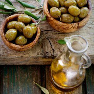 Productos de olivo